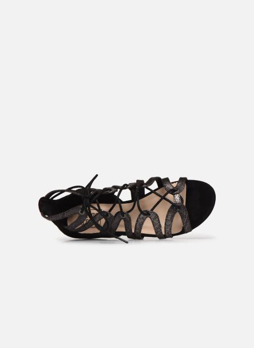 Sandali e scarpe aperte I Love Shoes DICIAO Nero immagine sinistra