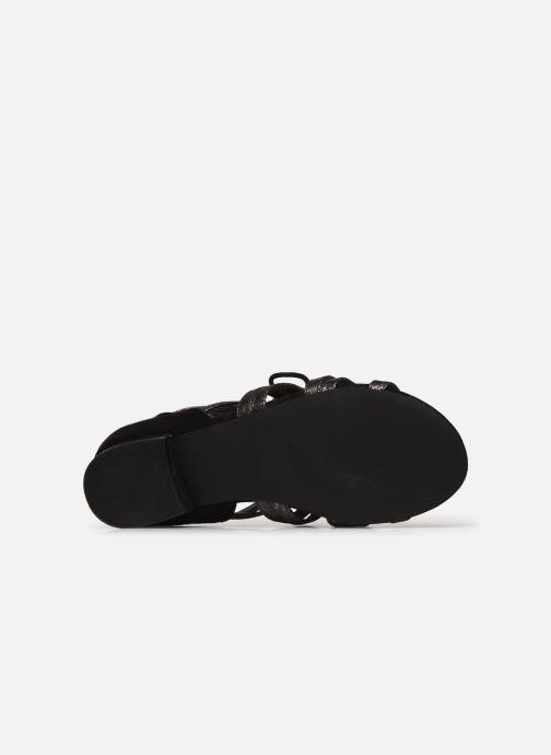 Sandali e scarpe aperte I Love Shoes DICIAO Nero immagine dall'alto