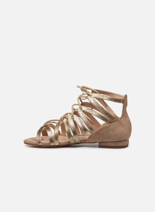 Sandalias I Love Shoes DICIAO Beige vista de frente