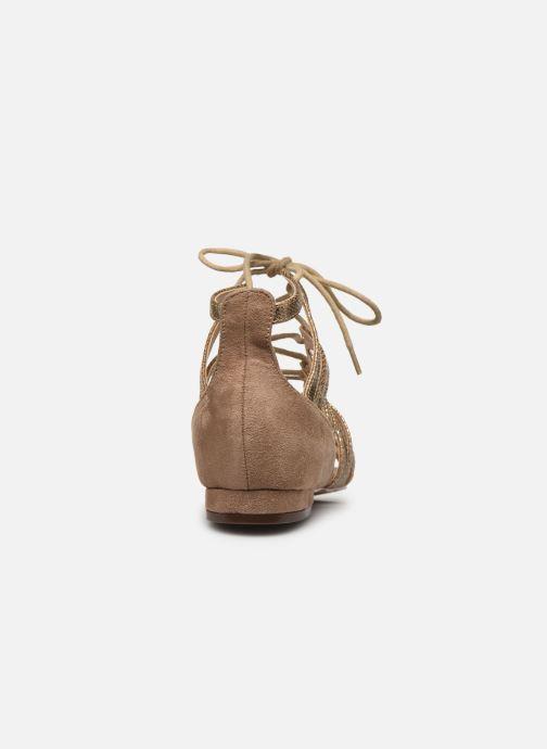 Sandalias I Love Shoes DICIAO Beige vista lateral derecha