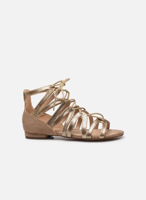 Sandalias I Love Shoes DICIAO Beige vistra trasera