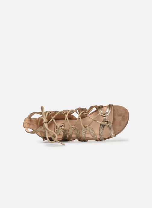 Sandalias I Love Shoes DICIAO Beige vista lateral izquierda