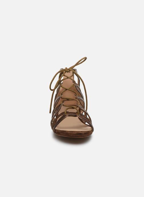 Sandalias I Love Shoes DICIAO Marrón vista del modelo