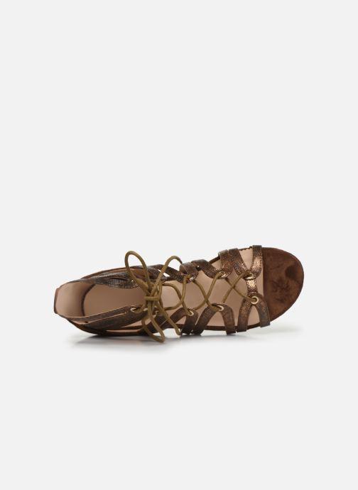 Sandalias I Love Shoes DICIAO Marrón vista lateral izquierda