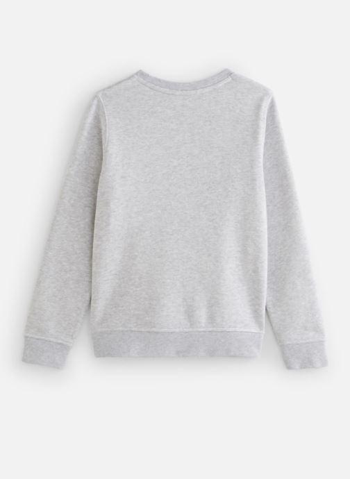Vêtements BOSS Sweatshirt J25G05 Gris vue bas / vue portée sac