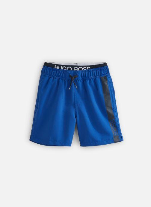 Vêtements BOSS Short de bain J24651 Bleu vue détail/paire