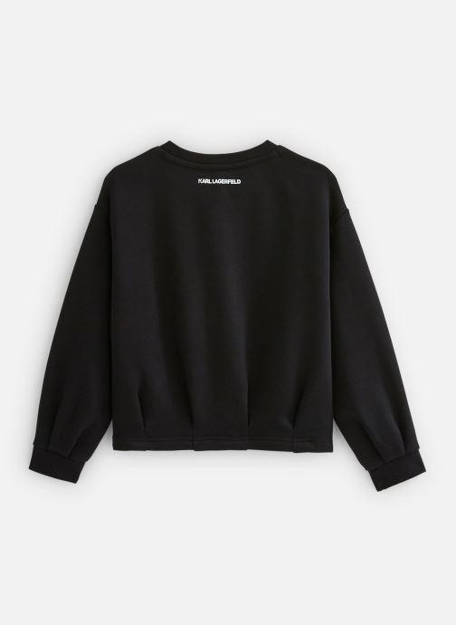 Vêtements Karl Lagerfeld Pull Z15235 Noir vue bas / vue portée sac