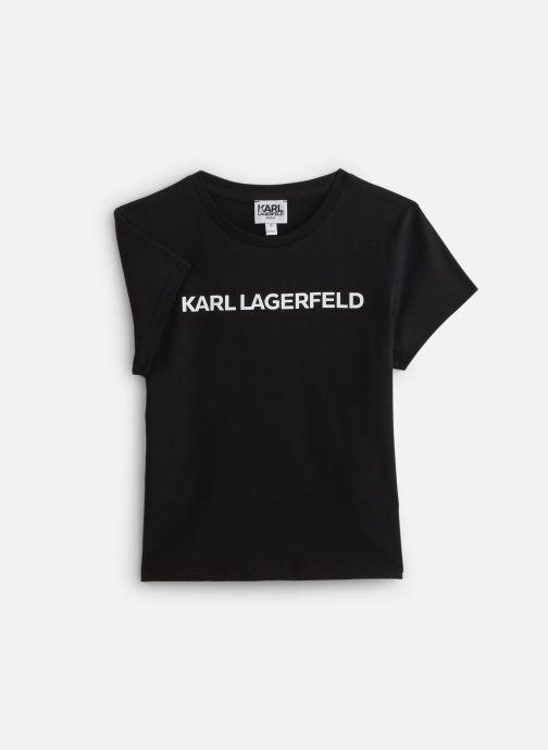 Vêtements Karl Lagerfeld Robe Z15222 Noir vue détail/paire