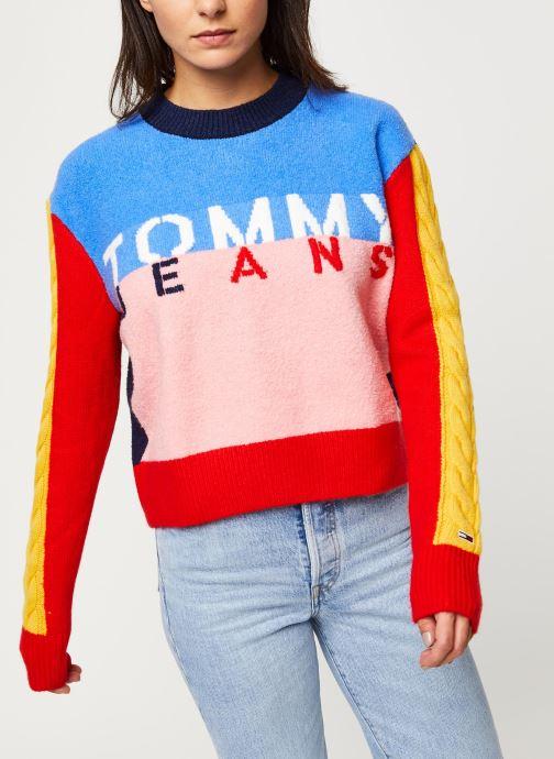 TJW Multicolor Logo Sweater