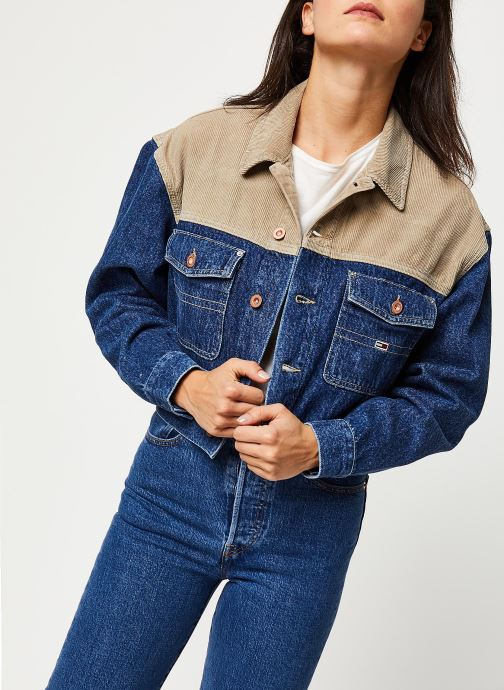 Vêtements Accessoires TJW Cropped Trucker Jacket Nwcr