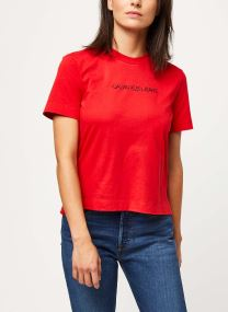 T-shirt - Shrunken Institutional Logo Tee