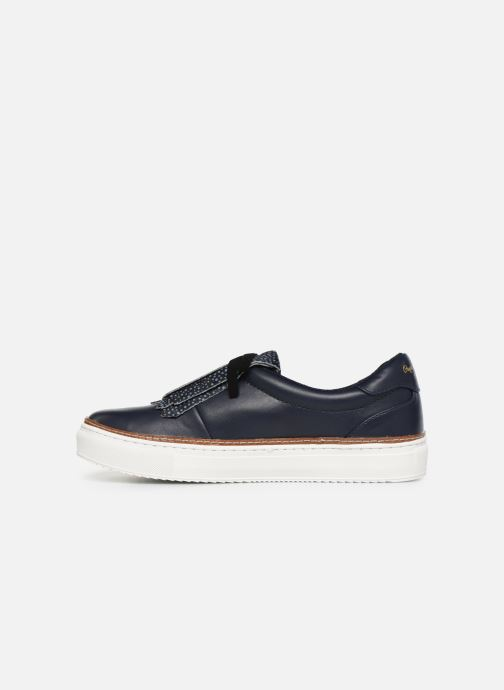 Sneakers Pepe jeans Adams Soul Azzurro immagine frontale