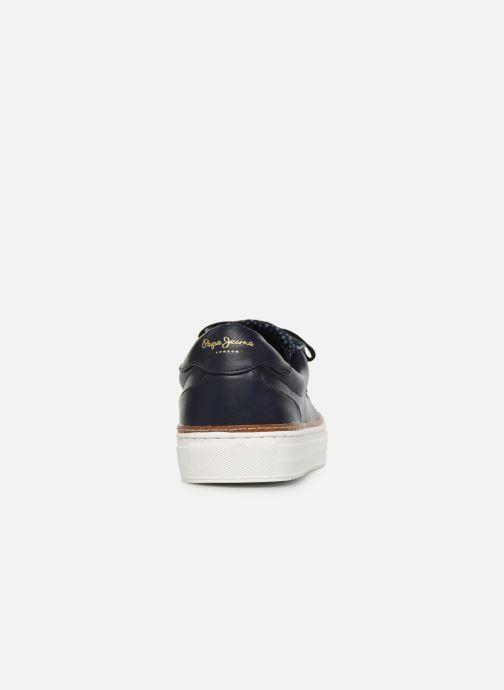 Sneakers Pepe jeans Adams Soul Blauw rechts