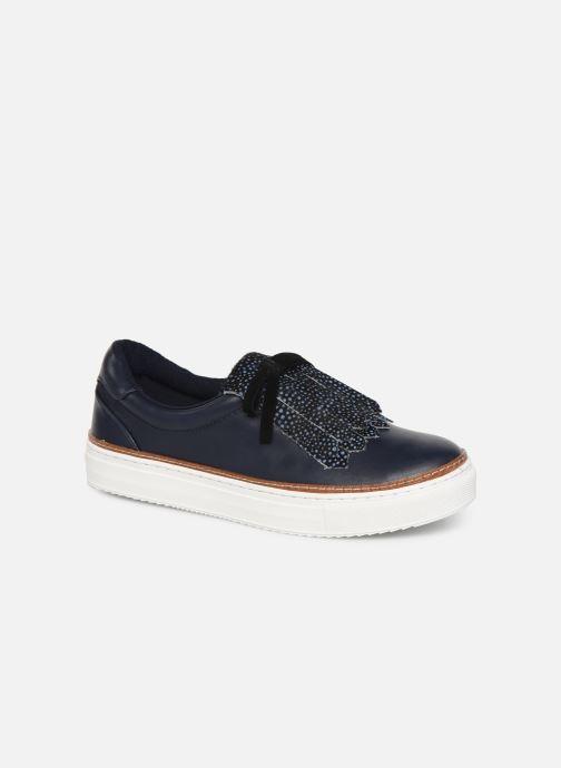Sneakers Pepe jeans Adams Soul Blauw detail