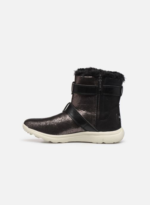 Sport shoes Pepe jeans Hyke W Snow Silver front view