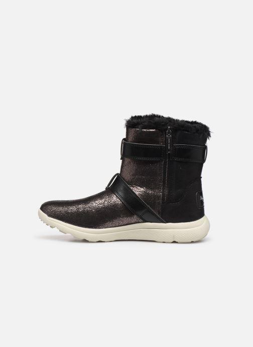 Zapatillas de deporte Pepe jeans Hyke W Snow Plateado vista de frente