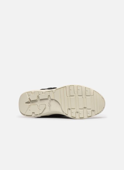 Sport shoes Pepe jeans Hyke W Snow Silver view from above
