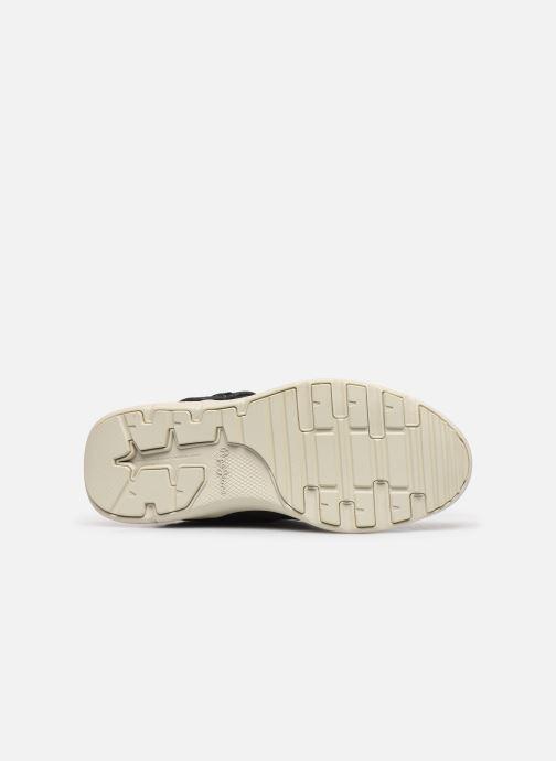 Chaussures de sport Pepe jeans Hyke W Snow Argent vue haut