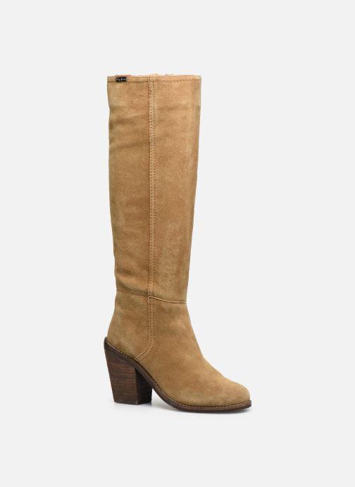 Stivali Pepe jeans Duncan Cow Suede Marrone vedi dettaglio/paio