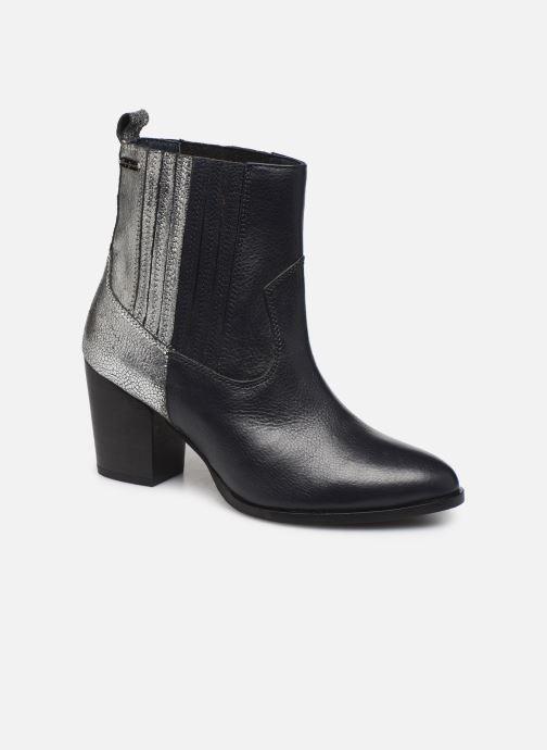 Bottines et boots Pepe jeans Dolly Flash Bleu vue détail/paire