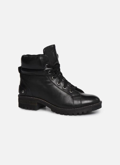 Bottines et boots Pepe jeans Hellen Laces Noir vue détail/paire