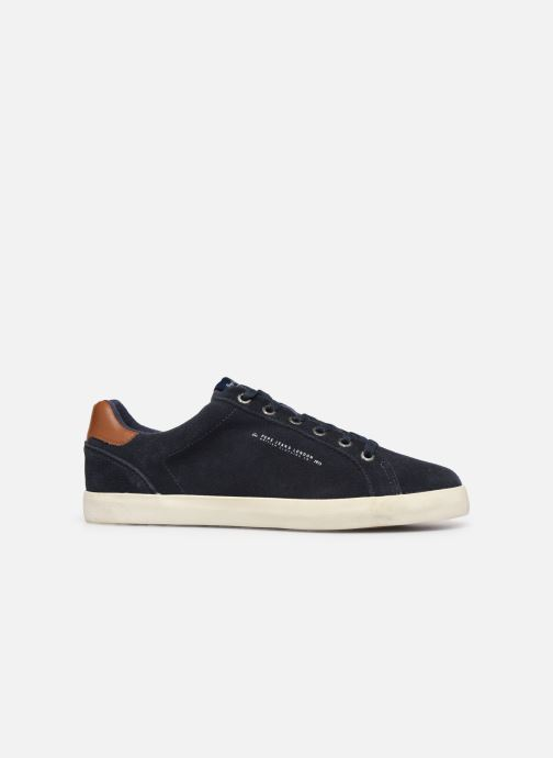 Sneakers Pepe jeans North Basic Blauw achterkant