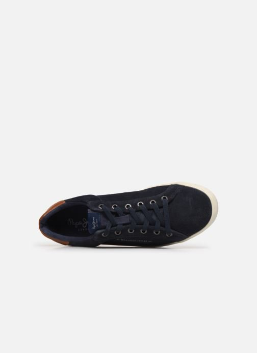 Sneakers Pepe jeans North Basic Blauw links