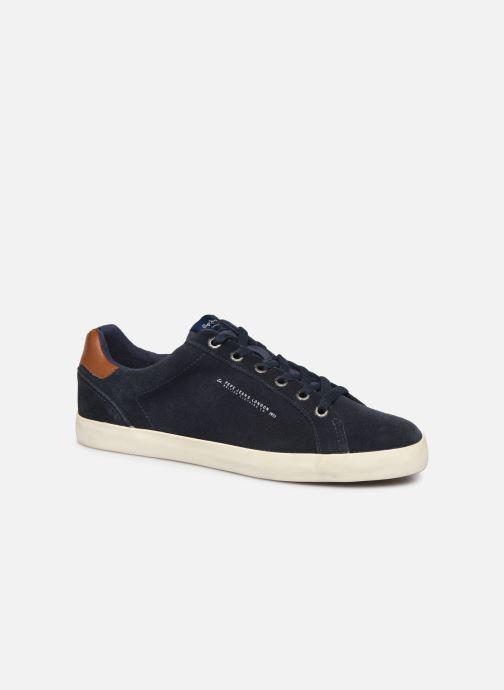 Baskets Pepe jeans North Basic Bleu vue détail/paire