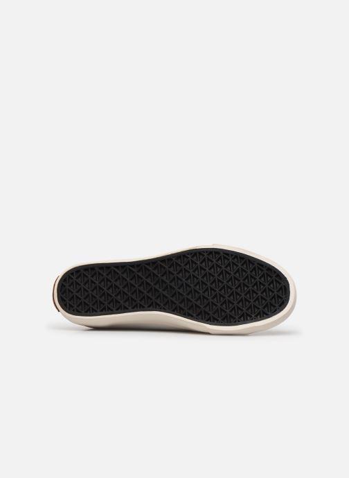 Sneaker Pepe jeans Premiere Lth weiß ansicht von oben