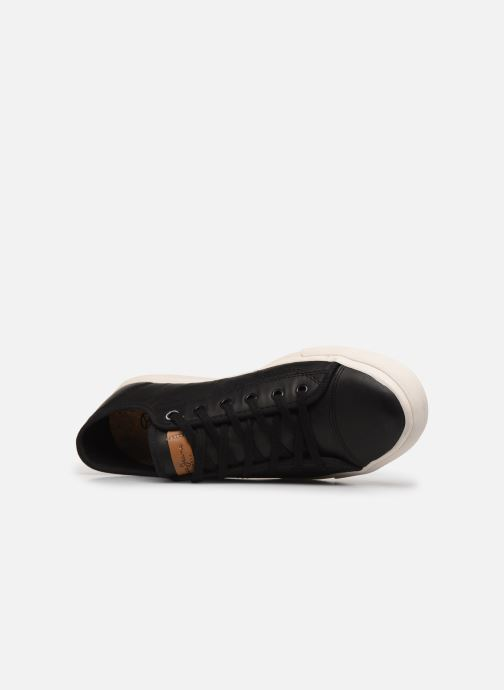 Sneakers Pepe jeans Premiere Lth Nero immagine sinistra