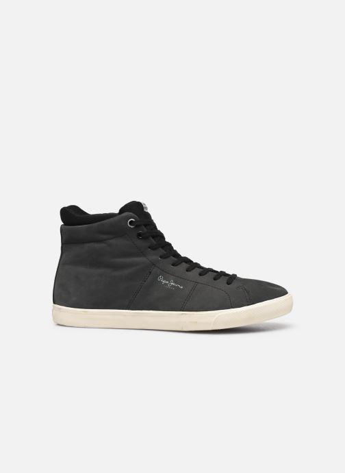 Baskets Pepe jeans Marton Boot Noir vue derrière