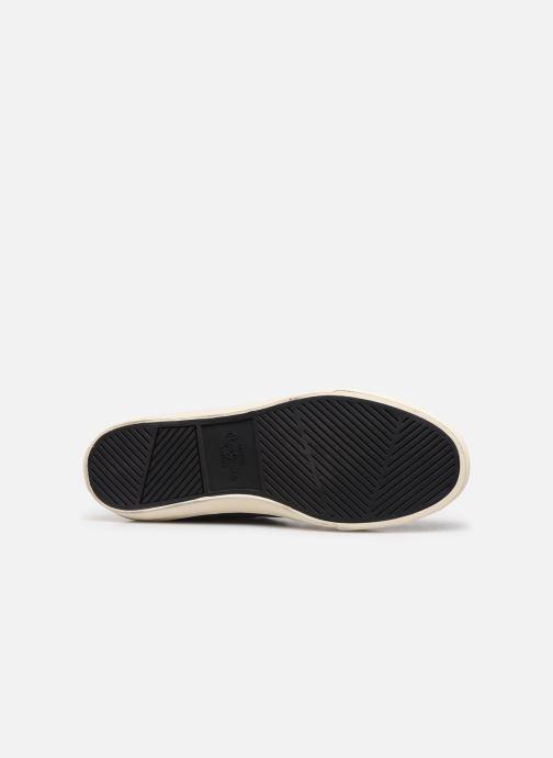 Baskets Pepe jeans Marton Boot Noir vue haut