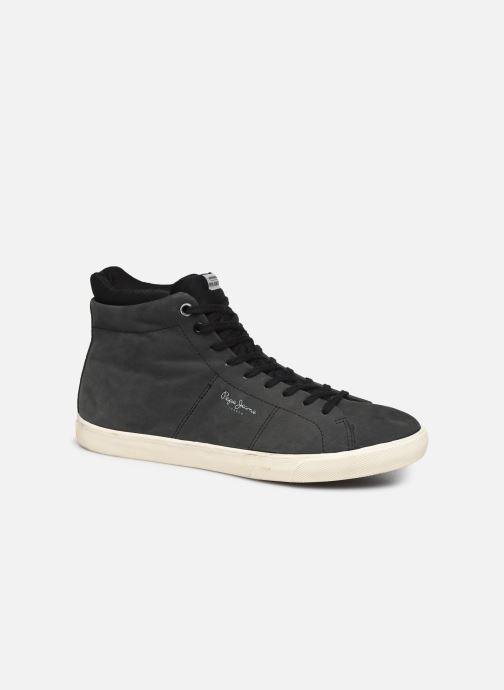 Baskets Pepe jeans Marton Boot Noir vue détail/paire