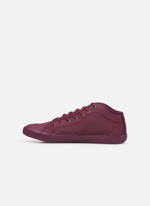 Sneakers Pepe jeans Industry Hydro Bordeaux voorkant