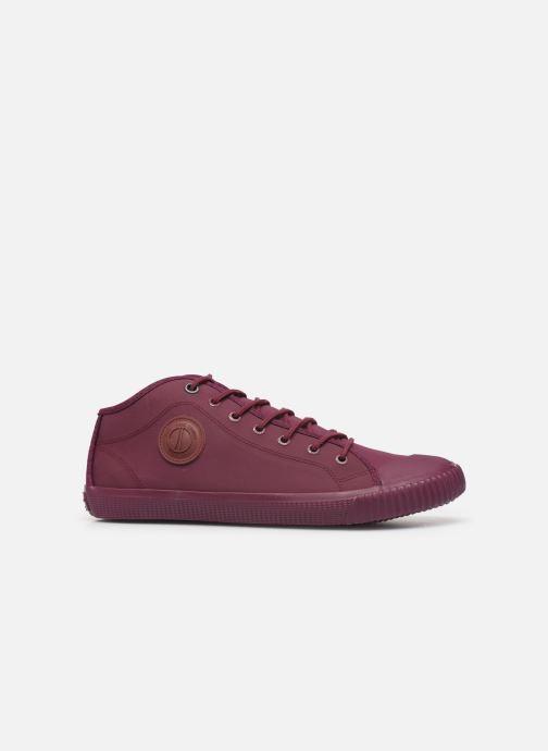 Sneakers Pepe jeans Industry Hydro Bordeaux achterkant