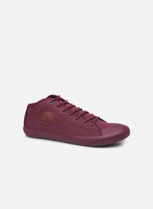 Sneakers Pepe jeans Industry Hydro Bordeaux detail