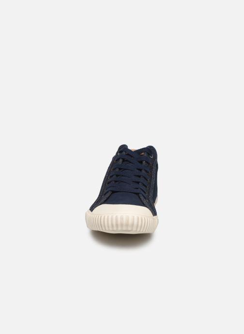 Baskets Pepe jeans Industry Soul Bleu vue portées chaussures