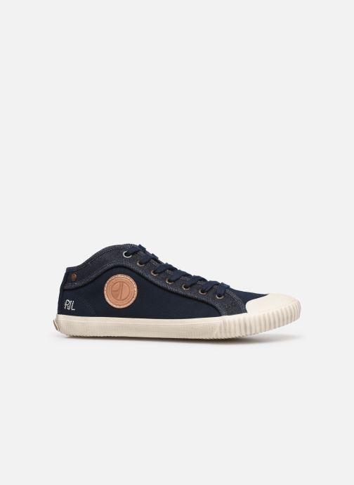 Baskets Pepe jeans Industry Soul Bleu vue derrière