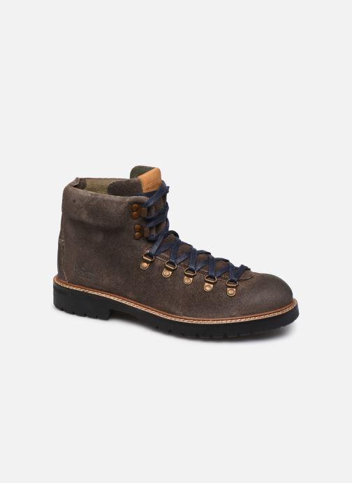 Bottines et boots Pepe jeans Sherpa Boot Sde Marron vue détail/paire
