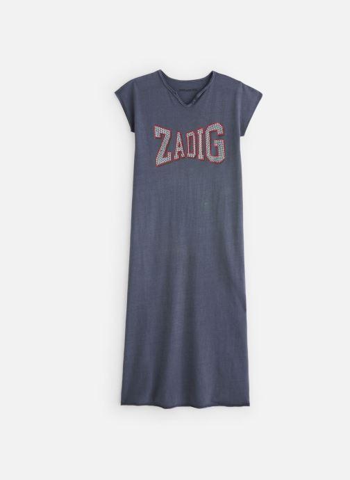 Vêtements Zadig & Voltaire Robe X12109 Bleu vue détail/paire