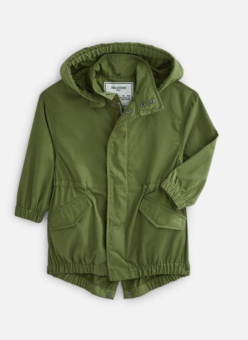Vêtements Zadig & Voltaire Veste X16042 Vert vue détail/paire