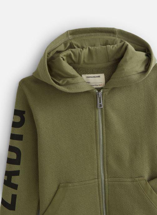 Zadig & Voltaire Sweatshirt X25185 (Vert) - Vêtements chez Sarenza (415313) o82a0