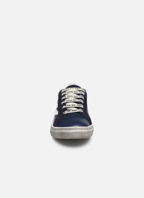 Trainers Zadig & Voltaire X29011 Blue model view