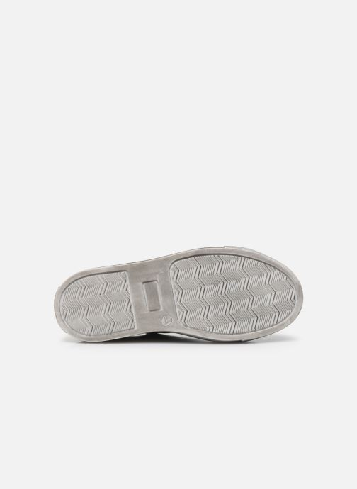 Trainers Zadig & Voltaire X29011 Blue view from above