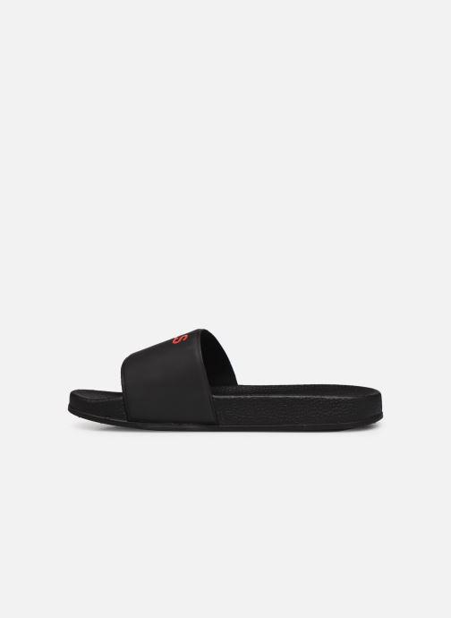 Sandales et nu-pieds Zadig & Voltaire X19015 Noir vue face