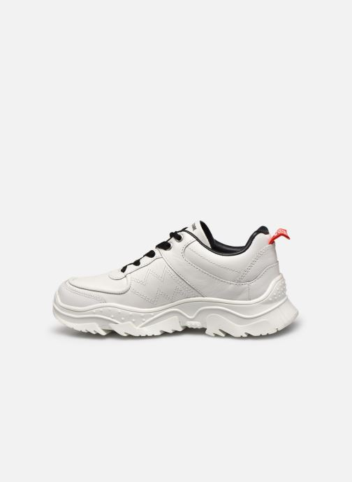 Trainers Zadig & Voltaire X19014 White front view