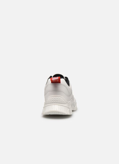 Trainers Zadig & Voltaire X19014 White view from the right