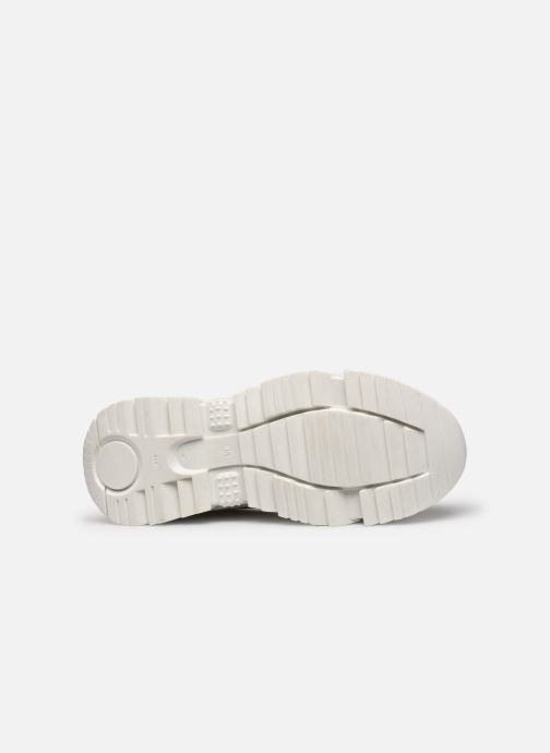 Trainers Zadig & Voltaire X19014 White view from above