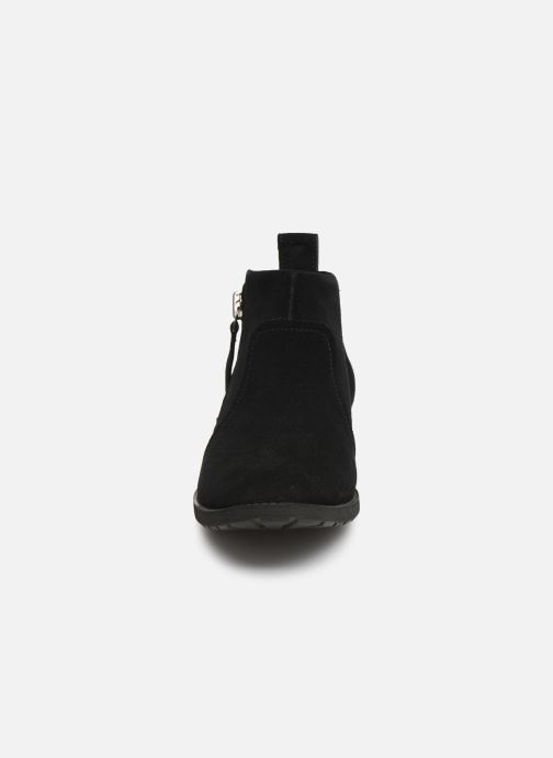 Botines  UGG W Aureo Boot Negro vista del modelo