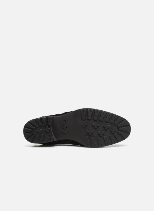 Botines  UGG W Aureo Boot Negro vista de arriba